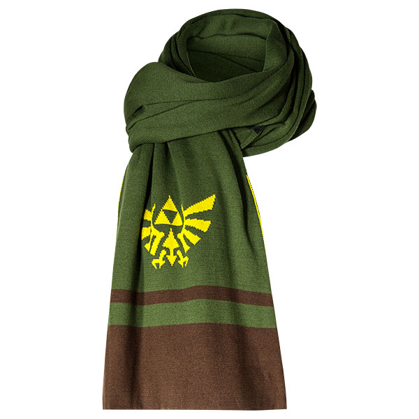 Zelda Striped Scarf