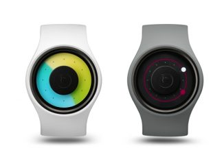 Ziiiro Aurora and Orbit Watches