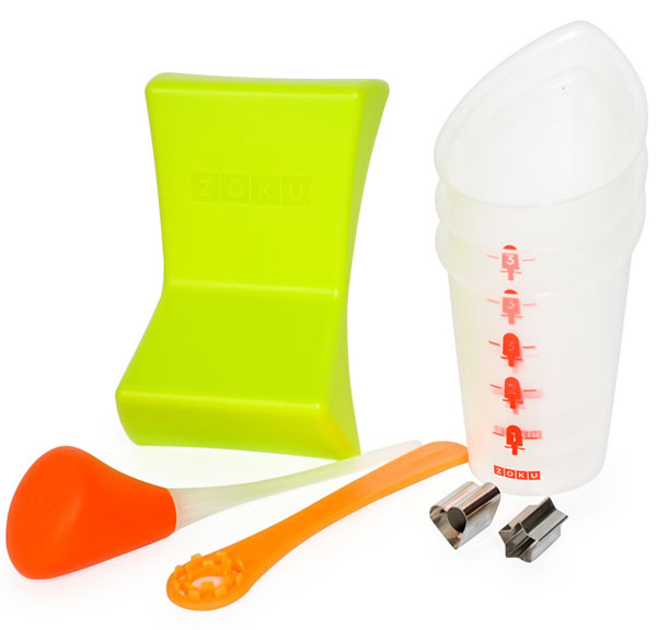 Zoku Tools for Ice Pops