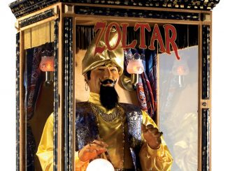 Zoltar Fortune-Telling Game