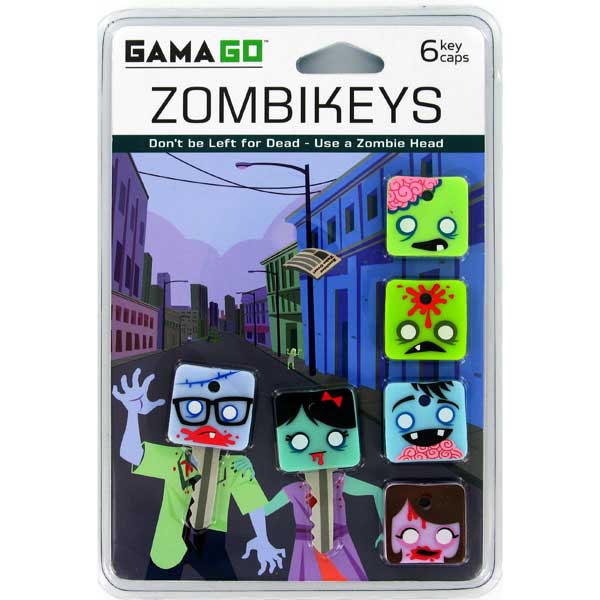 ZombiKeys - Key Covers