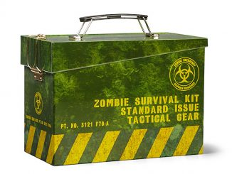 Zombie Ammo Lunchbox