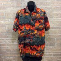 Zombie Apocalypse Hawaiian Shirt