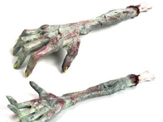 Zombie Arm Back Scratcher