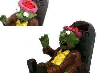 Zombie Bobble Head