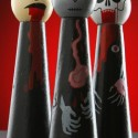Zombie Bowling Pins