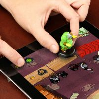 Zombie Burbz iPad game