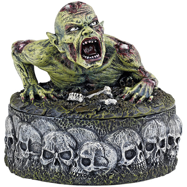 Zombie Cauldron Box
