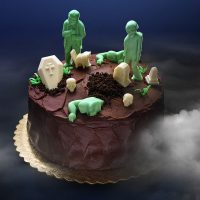 Zombie Chocolate Mold
