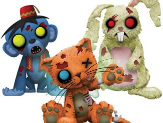 Zombie Creepy Cuddlers - Series 2