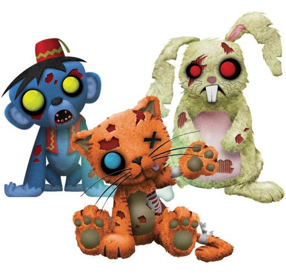 Zombie Creepy Cuddlers - Series 2