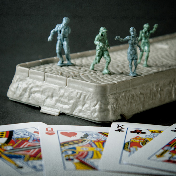 Zombie Cribbage