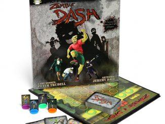 Zombie Dash Board Game