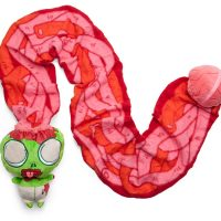 Zombie Entrails Stuffed Scarf Plush