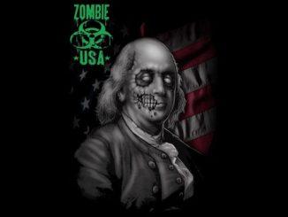 Zombie Franklin