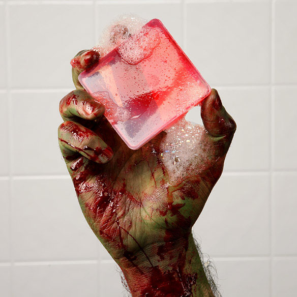 Zombie Hand Soap