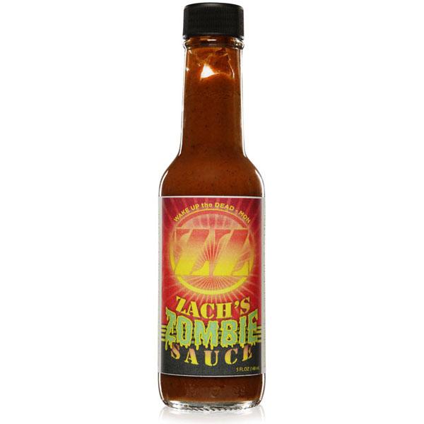Zombie Hot Sauce | GeekAlerts