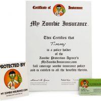Zombie Insurance Kit