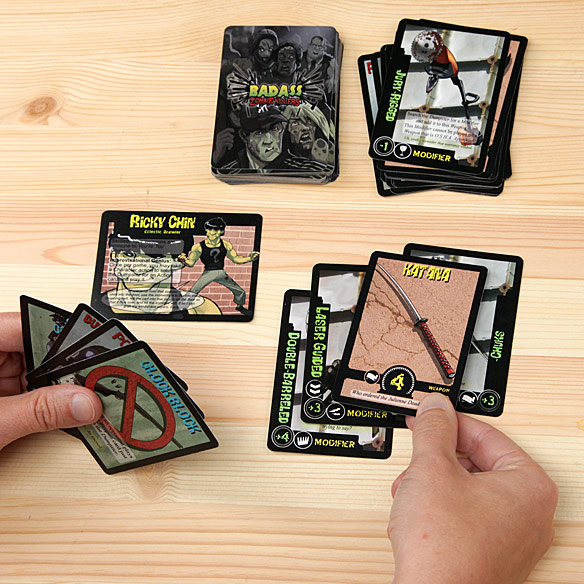 Zombie Killers Card Game