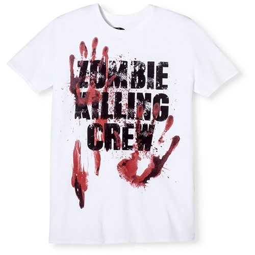 Zombie Killing Crew Men's T-Shirt