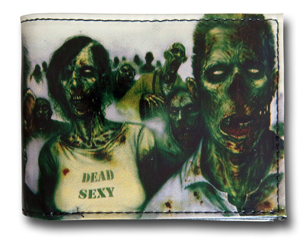 Zombie March BiFold Wallet