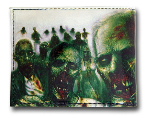 Zombie March Wallet