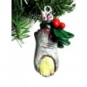 Zombie Mistletoe Ornament