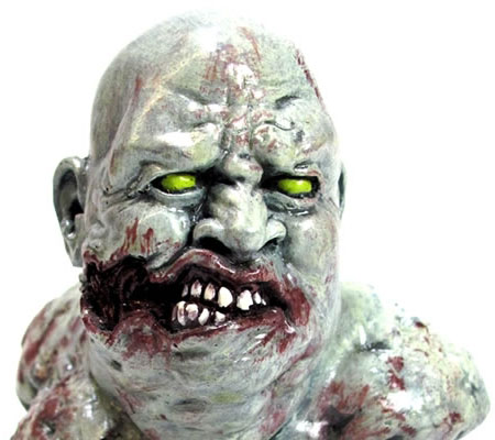 Zombie Office Paperweight