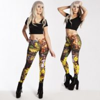 Zombie Oz Leggings