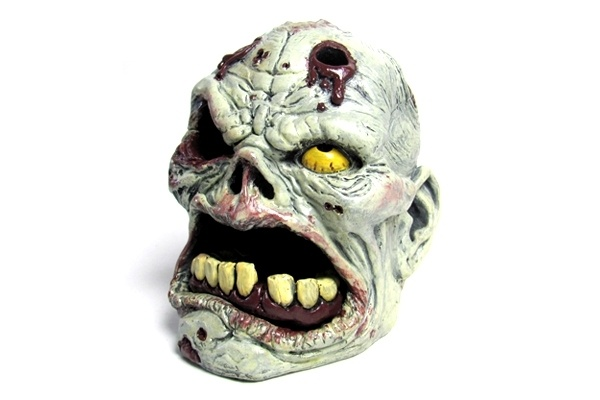 Zombie Pencil Holder