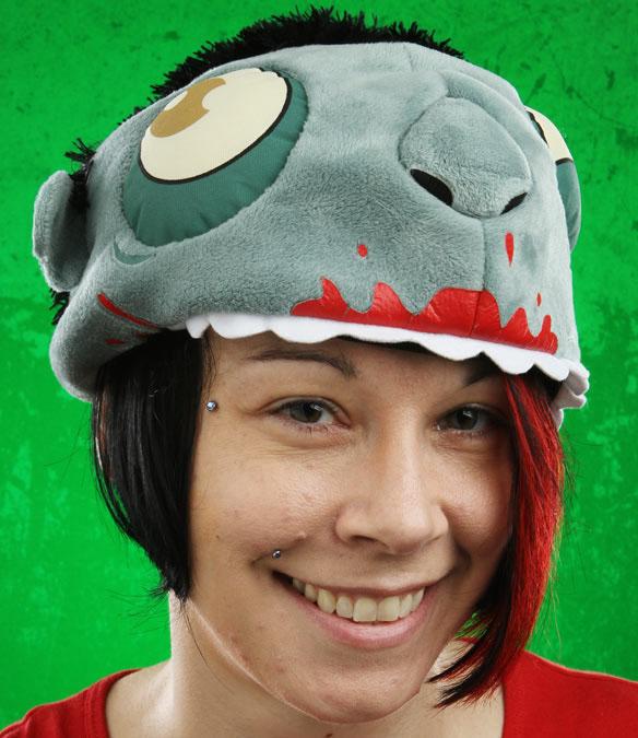 Zombie Plush Hat