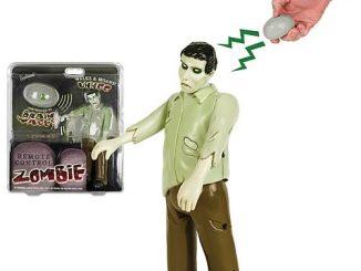 Zombie Remote Control Figure