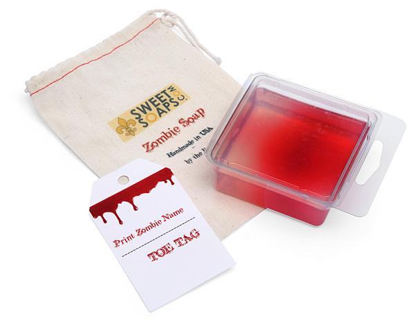 Zombie Soap