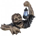 Zombie Solar Powered Garden Light