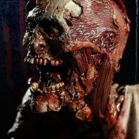 Zombie Undying Carcass Statue