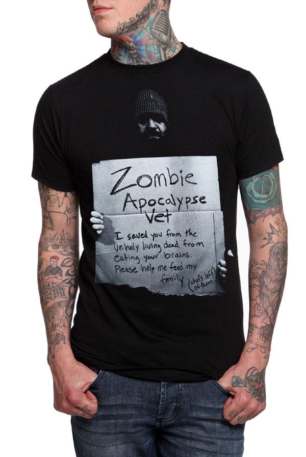 Zombie Vet T-Shirt