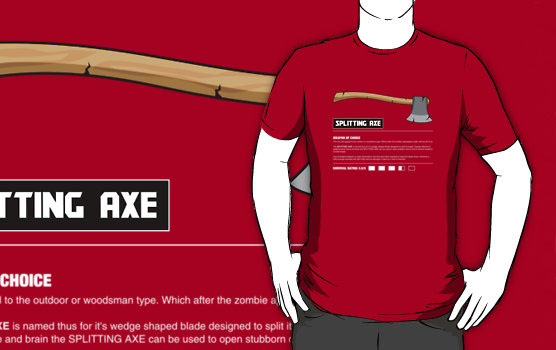 Zombie Weapons - Axe