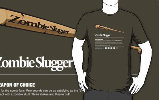 Zombie Weapons - Baseball Bat