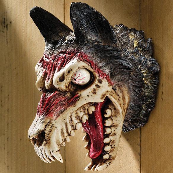Zombie Werewolf Trophy