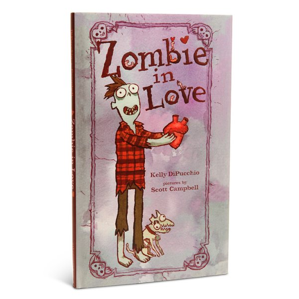 Zombie in Love Book