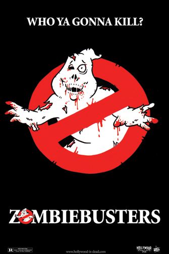 Zombiebusters Poster
