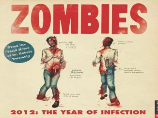 Zombies 2012 The Year of Infection Wall Calendar