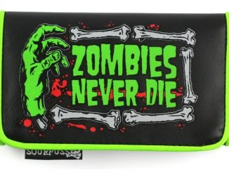 Zombies Never Die Wallet