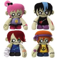 Zombies Plush Set