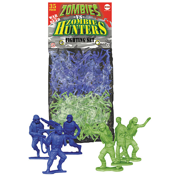 Zombies vs Zombie Hunters