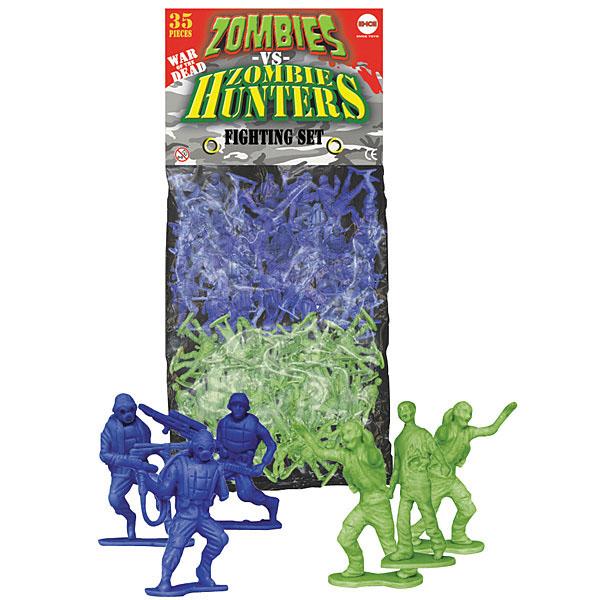 Zombies vs Zombie Hunters
