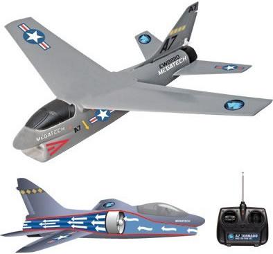 A7 Tornado Jet R/C Plane