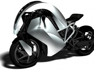 Agility Saietta R Electric Motor Bike