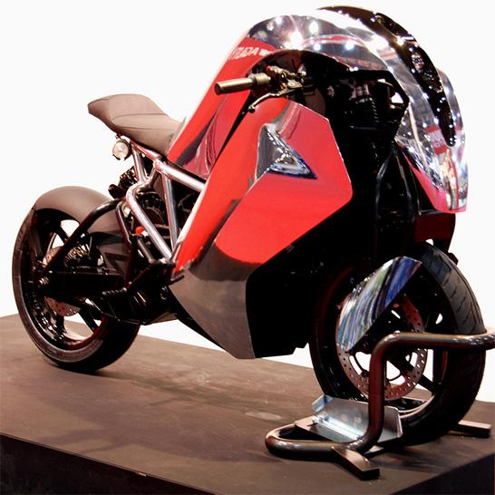 Agility Saietta R Motorbike