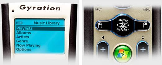 Gyration Air Music Remote